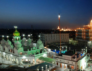 Chandigarh Local Gurudwaras