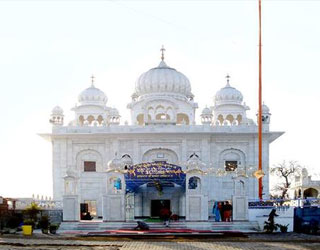 Gurudwaras In and Around Chandigarh