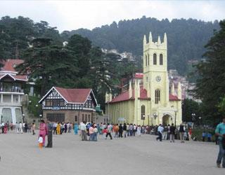 Chandigarh Shimla Manali Dharamshala Dalhousie Chandigarh