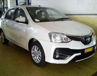 Etios Taxi Chandigarh