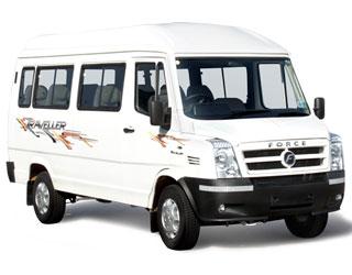 Tempo Traveller Rental Chandigarh