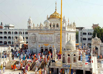 Punjab Gurudwara Tours
