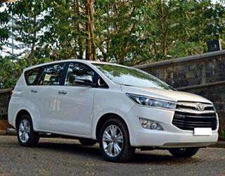 Innova Crysta Taxi Chandigarh
