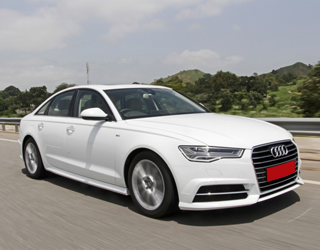 Audi A6 In Chandigarh Luxury Car Hire In Chandigarh Luxury Fleet