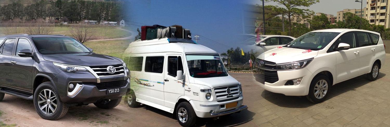 Chandigarh Car Rentals